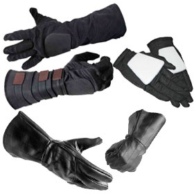 Star Wars Costume Gloves