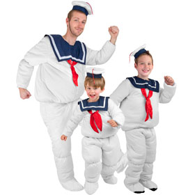 Stay Puft Marshmallow Man Costumes