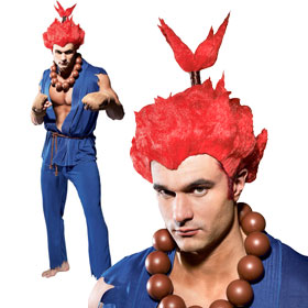 Street Fighter Akuma Costumes