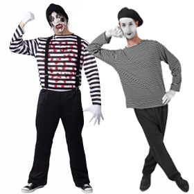 Street Mime Costumes