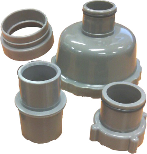 Summer Escapes 4 Piece Hose Adapter Kit