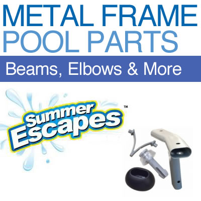 Summer Escapes Frame Pool Parts