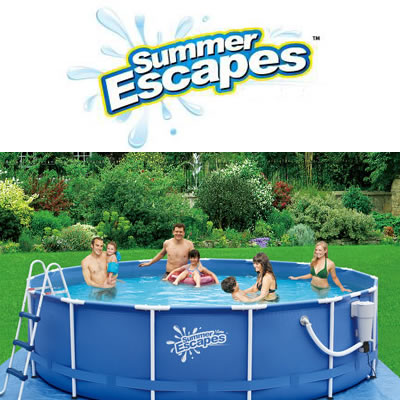 Summer Escapes Pools