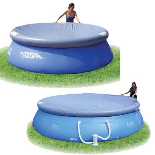 Summer Escapes Quick Set Pool Covers