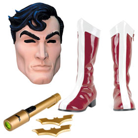Superhero Costume Accessories