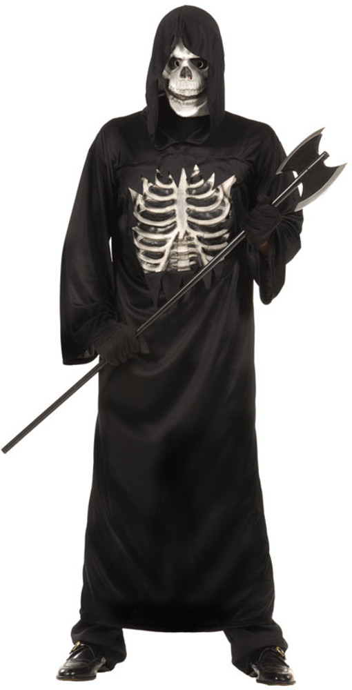 Teen Boys Dark Reaper W/3-D Mask