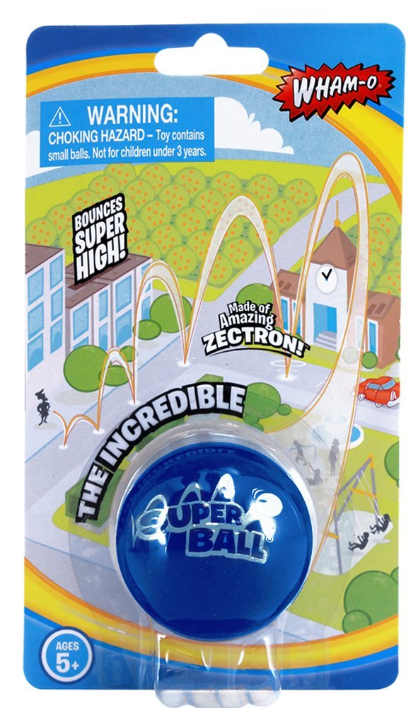 The Incredible Wham-O Superball