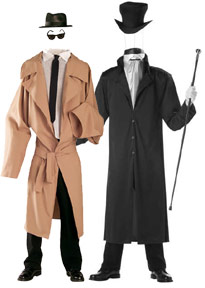 The Invisible Man Costumes