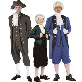 President costumes patriotic costumes brandsonsale thomas jefferson costumes solutioingenieria Image collections