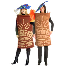Tiki Drink Costumes