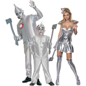 617912aa8a400 Tin Man Costumes