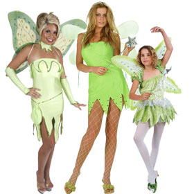 Tinkerbell Costumes  sc 1 st  Brands On Sale & Peter Pan Character Costumes | Fairytale Costumes | brandsonsale.com