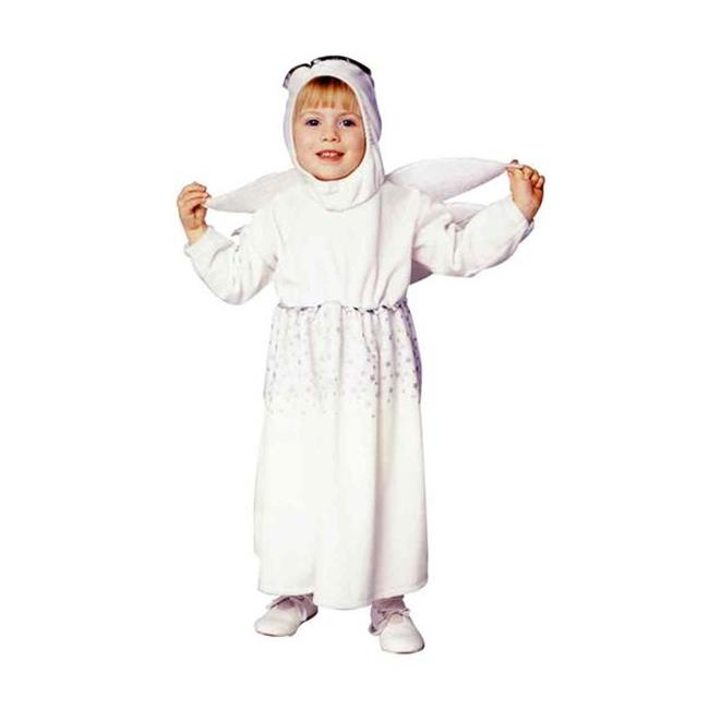 Toddler Angel Costume With Wings