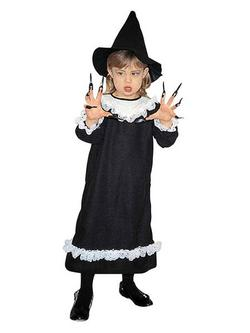 Toddler Cute Witch Pajama Costume  sc 1 st  Brands On Sale & Classic Black Witch Costumes | Witch Costumes | brandsonsale.com