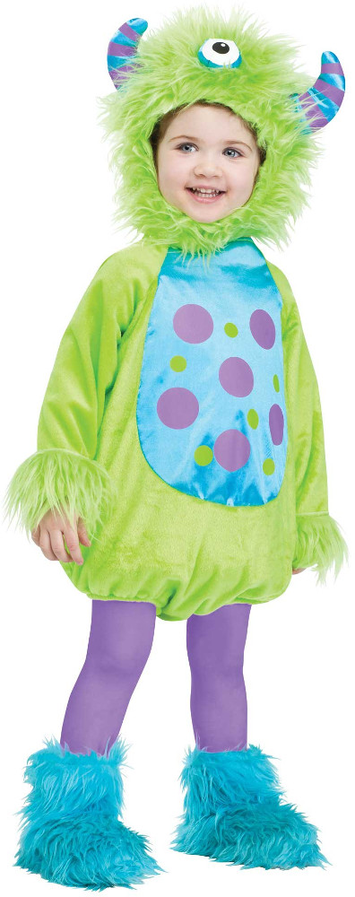 toddler lil monster costume - Monsters Inc Baby Halloween Costumes