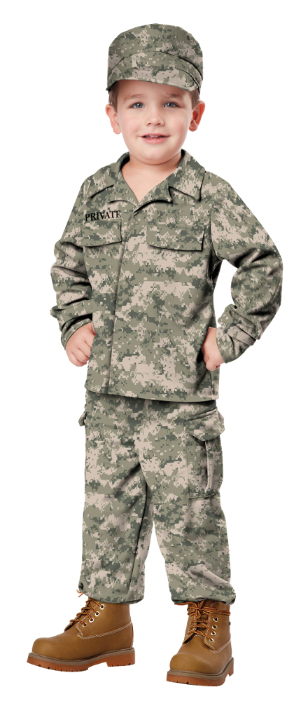 Toddler Soldier Costume  sc 1 st  Brands On Sale & Toddler Soldier Costume | Military Costumes | brandsonsale.com