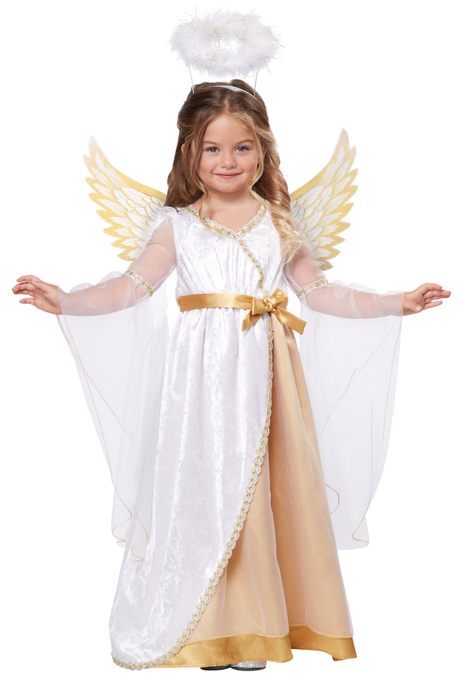 Toddler Sweet Little Angel Costume