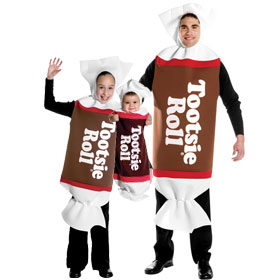 Tootsie Roll Costumes