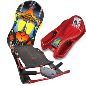 Traditional Sleds