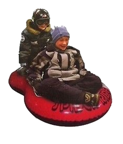 Two-Person Spider Ride Snow Sled