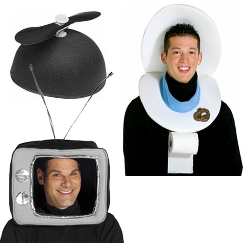 Unique Funny Hats for Adults