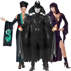 Unique Gothic Costumes