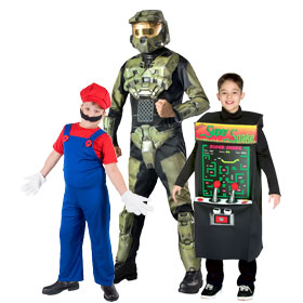 Halloween Video Game Costumes.Video Game Costumes Halloween Costumes Brandsonsale Com