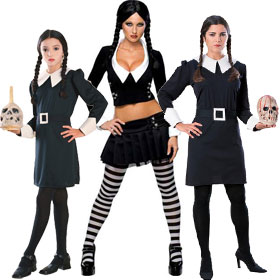 Wednesday Addams Costumes