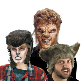 Werewolf Costume Accessories