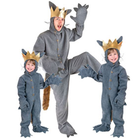 Wolf Suit & Monster Costumes