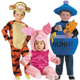 99083bc1ef9a Winnie the Pooh Character Costumes