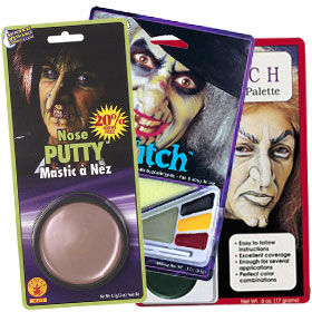 Witch Costume Makeup Kits