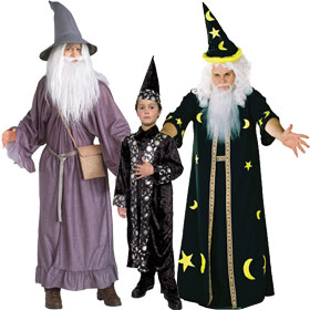 wizard costumes