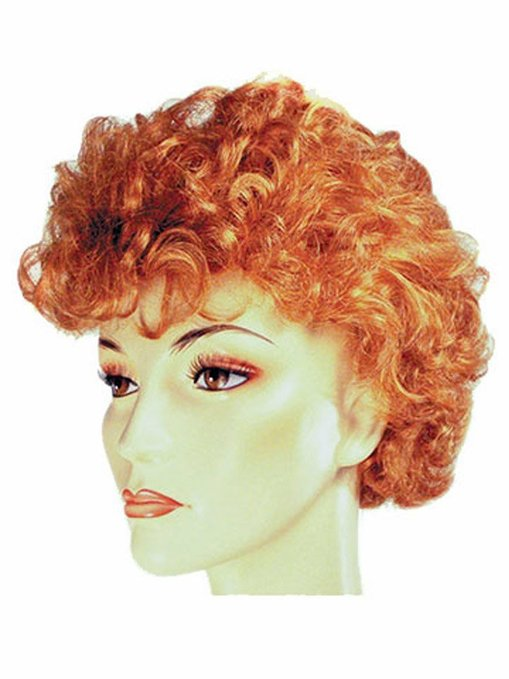 Women s Deluxe Lucille Ball Costume Wig  a2be575afc