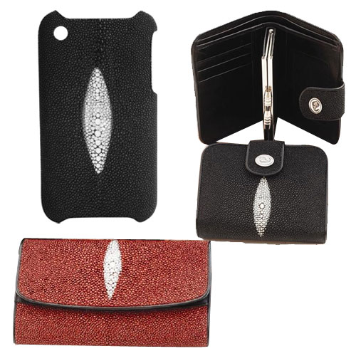 Women's Stingray Leather Products