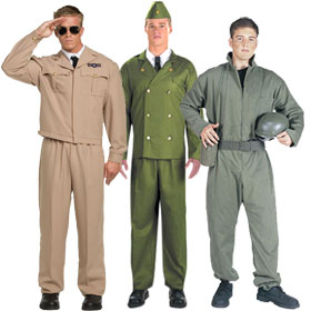 World War 2 Soldier Costumes