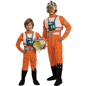 X-Wing Pilot Costumes