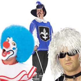 Xavier Musketeers Game Day Costumes