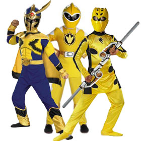 Yellow Power Ranger Costumes  sc 1 st  Brands On Sale : power rangers costumes  - Germanpascual.Com
