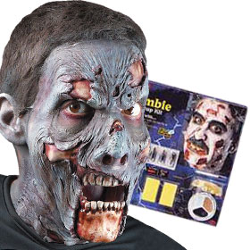 Zombie Costume Makeup Kits