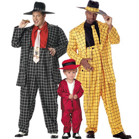 Zoot Suit Costumes