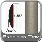 """1-3/8"""" Wide Molding Trim Beige (PT33) Sold by the Foot Precision Trim® #17100-33-01"""