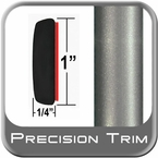 "1"" Wide Gray Molding Trim (PT57) Sold by the Foot Precision Trim® #11100-57-01"