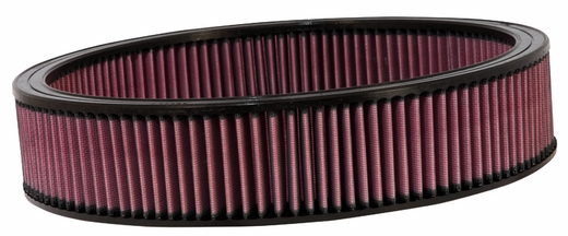 1965-1985 Replacement Air Filter 6.5 L 8 cyl Sold Individually K&N #kn-E-1650