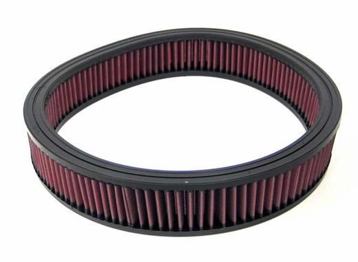 1970-1983 Replacement Air Filter 7.0 L 8 cyl Sold Individually K&N #kn-E-1580
