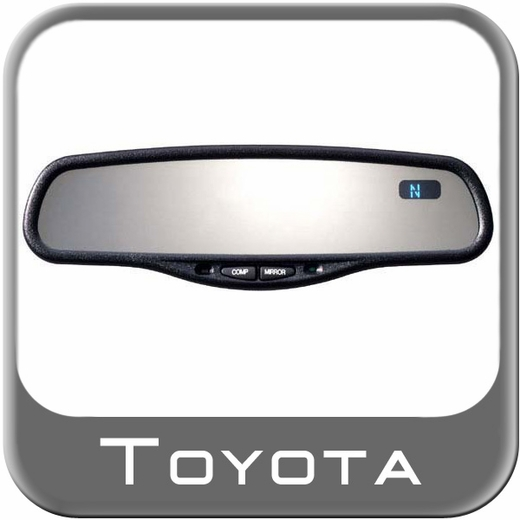 New 1988 2005 Toyota Camry Rear View Mirror From Brandsport Auto