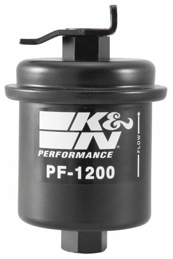 1990-2008 Fuel Filter 1.8 L 4 cyl Sold Individually K&N #kn-PF-1200