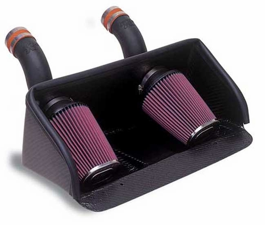 1995-1998 Dodge Viper Engine Cold Air Intake Performance Kit 1 K&N #57-1508