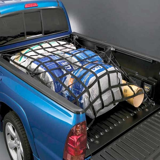 new 1995 2015 toyota tacoma truck cargo net from brandsport auto parts toy pt347 35052. Black Bedroom Furniture Sets. Home Design Ideas