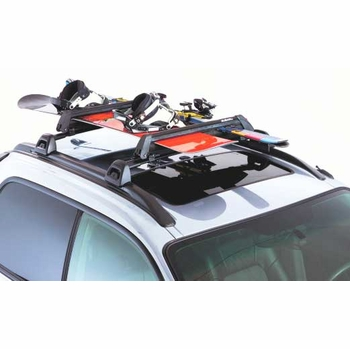1995-2017 Subaru Ski / Snowboard Rack Roof Mount Style Locking Style Genuine Subaru #E3610AS790
